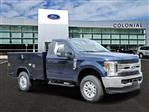 2019 F-350 Regular Cab 4x4, Reading Classic II Aluminum  Service Body #N8612 - photo 1