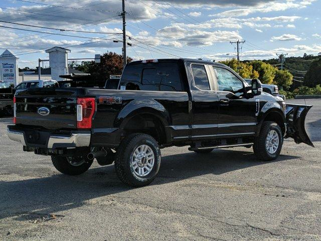 2019 F-350 Super Cab 4x4,  Fisher Snowplow Pickup #N8614 - photo 2