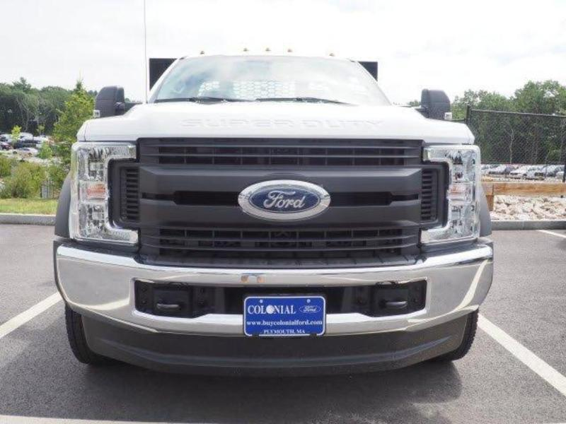 2019 F-550 Regular Cab DRW 4x4, Knapheide Value-Master X Platform Body #N8617 - photo 4