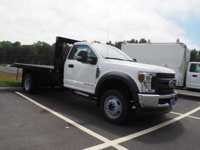 2019 Ford F-550 Regular Cab DRW 4x4, Knapheide Value-Master X Platform Body #N8617 - photo 3