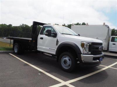 2019 F-550 Regular Cab DRW 4x4, Knapheide Value-Master X Platform Body #N8617 - photo 3