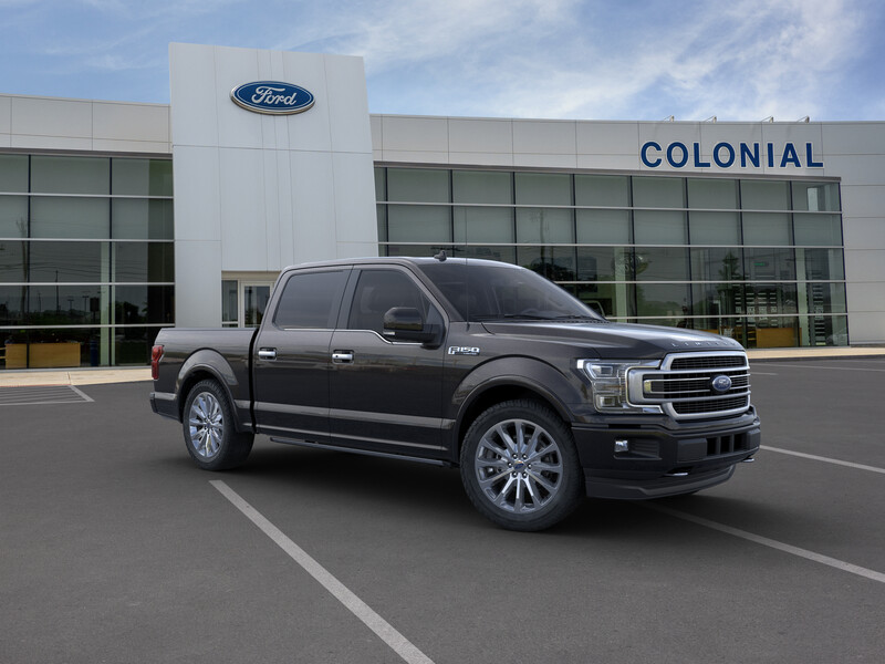 2019 F-150 SuperCrew Cab 4x4,  Pickup #N8620 - photo 1