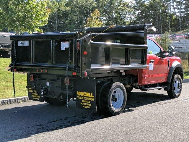 2019 F-550 Regular Cab DRW 4x4, Air-Flo Pro-Class Dump Body #N8622 - photo 2