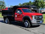 2019 F-550 Regular Cab DRW 4x4, Air-Flo Pro-Class Dump Body #N8622 - photo 3