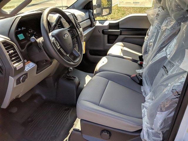 2019 F-550 Regular Cab DRW 4x4, Rugby Landscape Dump #N8626 - photo 14