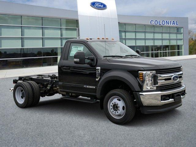 2019 Ford F-550 Regular Cab DRW 4x4, Cab Chassis #N8627 - photo 1