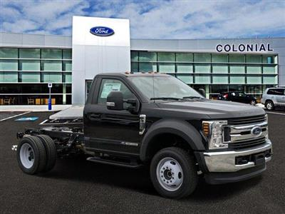 2019 Ford F-550 Regular Cab DRW 4x4, Cab Chassis #N8627 - photo 18