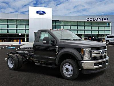 2019 F-550 Regular Cab DRW 4x4, Cab Chassis #N8627 - photo 1