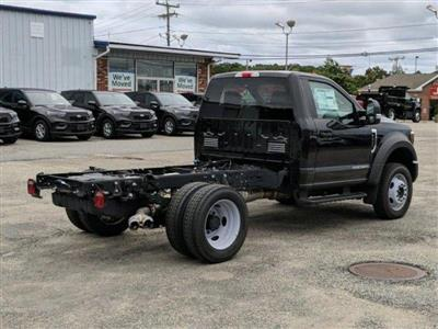 2019 F-550 Regular Cab DRW 4x4, Cab Chassis #N8627 - photo 2