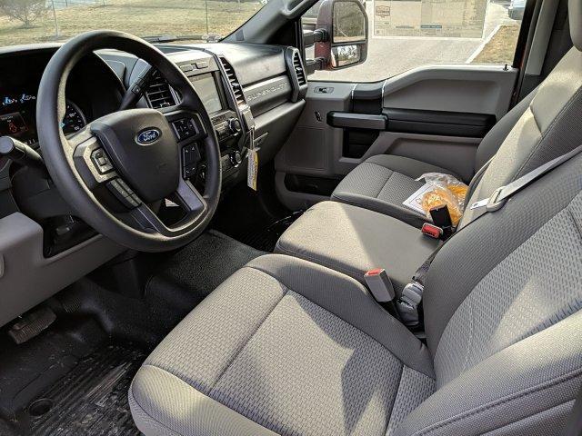 2019 Ford F-550 Regular Cab DRW 4x4, Iroquois Dump Body #N8638 - photo 18