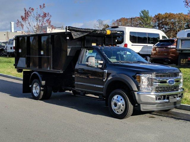 2019 F-550 Regular Cab DRW 4x4, Switch N Go Drop Box Dump Body #N8639 - photo 3