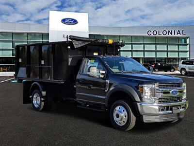 2019 F-550 Regular Cab DRW 4x4, Switch N Go Drop Box Dump Body #N8639 - photo 1