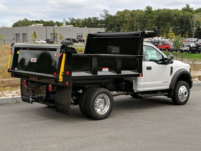 2019 Ford F-550 Regular Cab DRW 4x4, Iroquois Dump Body #N8642 - photo 1