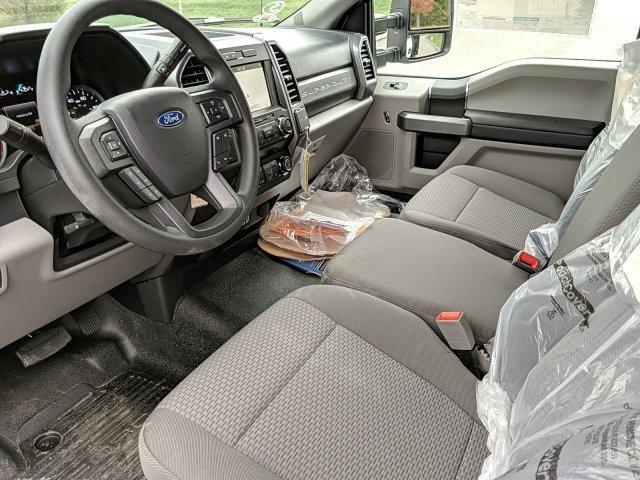 2019 F-550 Regular Cab DRW 4x4, Iroquois Brave Series Steel Dump Body #N8642 - photo 17
