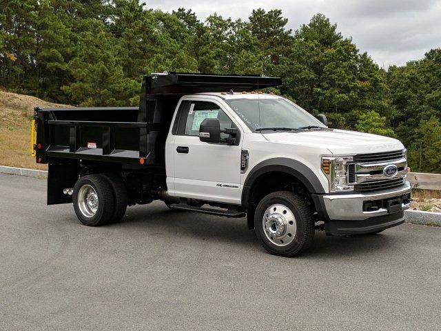 2019 F-550 Regular Cab DRW 4x4, Iroquois Brave Series Steel Dump Body #N8642 - photo 3