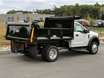 2019 F-550 Regular Cab DRW 4x4, Iroquois Brave Series Steel Dump Body #N8642 - photo 2