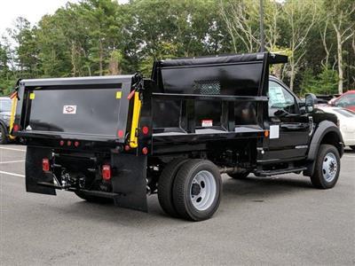 2019 F-550 Regular Cab DRW 4x4,  Dump Body #N8644 - photo 2