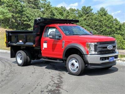 2019 F-550 Regular Cab DRW 4x4,  Iroquois Brave Series Steel Dump Body #N8645 - photo 15