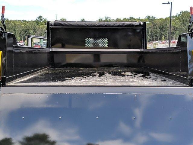 2019 F-550 Regular Cab DRW 4x4,  Iroquois Brave Series Steel Dump Body #N8646 - photo 14
