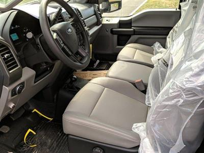 2019 F-550 Regular Cab DRW 4x4,  Iroquois Brave Series Steel Dump Body #N8646 - photo 13