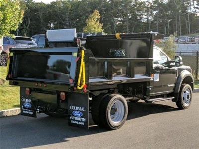 2019 F-550 Regular Cab DRW 4x4, Iroquois Brave Series Steel Dump Body #N8647 - photo 2