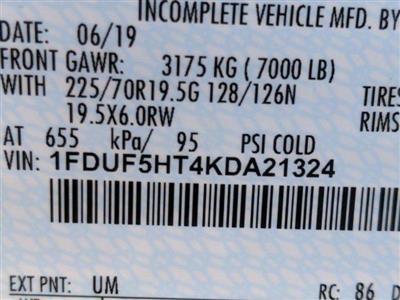 2019 F-550 Regular Cab DRW 4x4, Iroquois Brave Series Steel Dump Body #N8647 - photo 19
