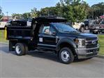 2019 F-550 Regular Cab DRW 4x4, Iroquois Brave Series Steel Dump Body #N8647 - photo 3