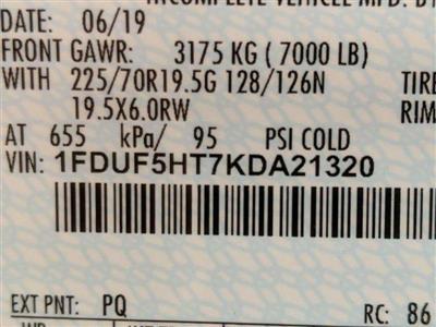 2019 F-550 Regular Cab DRW 4x4, Iroquois Brave Series Steel Dump Body #N8648 - photo 18