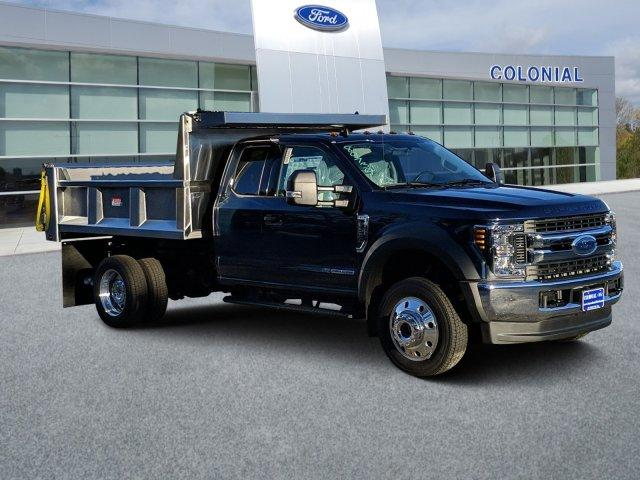 2019 F-550 Super Cab DRW 4x4, Iroquois Brave Series Stainless Steel Dump Body #N8652 - photo 1