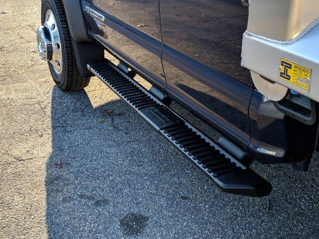 2019 Ford F-550 Super Cab DRW 4x4, Iroquois Brave Series Stainless Steel Dump Body #N8652 - photo 11