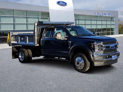 2019 Ford F-550 Super Cab DRW 4x4, Iroquois Brave Series Stainless Steel Dump Body #N8652 - photo 23