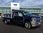 2019 Ford F-550 Super Cab DRW 4x4, Iroquois Brave Series Stainless Steel Dump Body #N8652 - photo 1