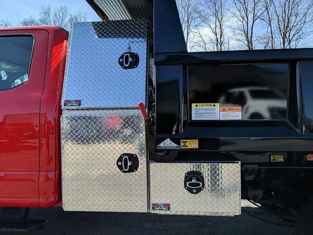 2019 Ford F-550 Super Cab DRW 4x4, Iroquois Brave Series Steel Dump Body #N8655 - photo 13