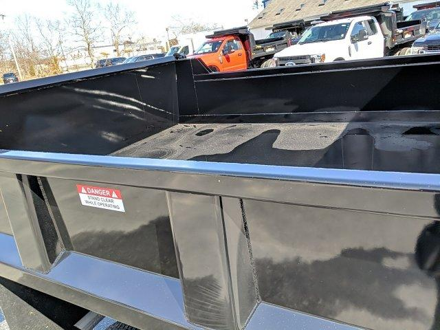 2019 Ford F-550 Super Cab DRW 4x4, Iroquois Brave Series Steel Dump Body #N8655 - photo 16
