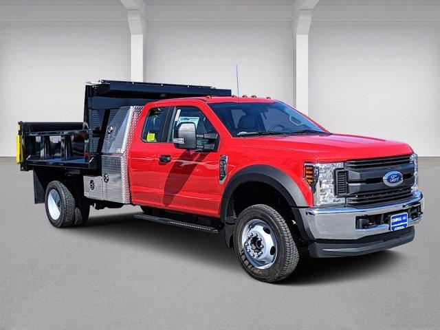 2019 Ford F-550 Super Cab DRW 4x4, Iroquois Dump Body #N8655 - photo 1