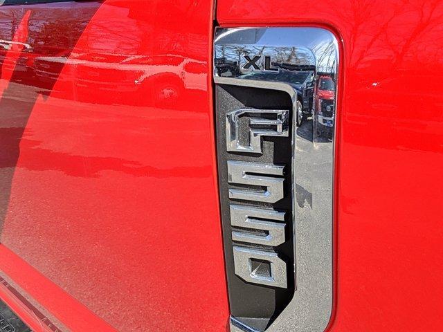 2019 Ford F-550 Super Cab DRW 4x4, Iroquois Brave Series Steel Dump Body #N8655 - photo 14