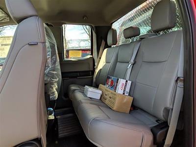 2019 Ford F-550 Super Cab DRW 4x4, Iroquois Brave Series Steel Dump Body #N8655 - photo 17