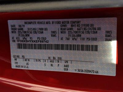 2019 Ford F-550 Super Cab DRW 4x4, Iroquois Brave Series Steel Dump Body #N8655 - photo 18