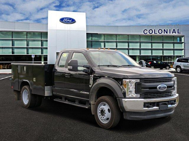 2019 F-450 Super Cab DRW 4x4,  Service Body #N8657 - photo 1