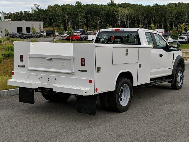 2019 F-450 Super Cab DRW 4x4,  Reading Service Body #N8658 - photo 1