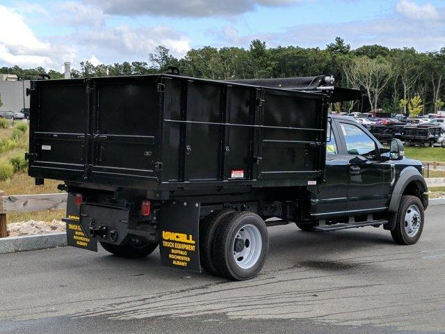 2019 F-550 Super Cab DRW 4x4, Reading Landscaper SL Landscape Dump #N8660 - photo 3