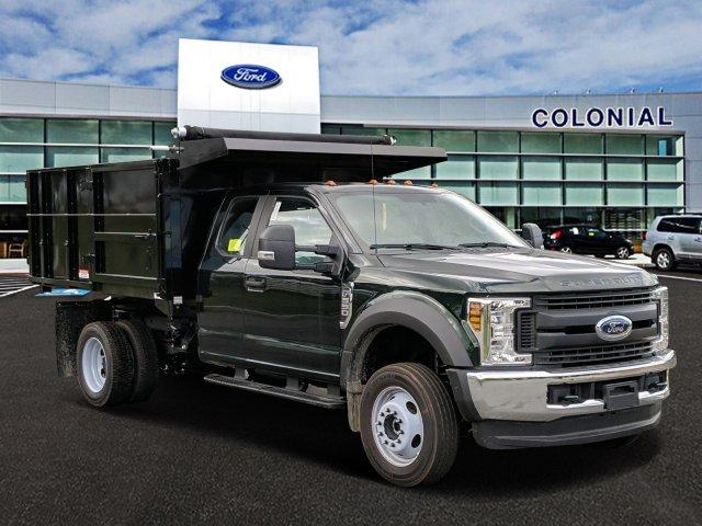 2019 F-550 Super Cab DRW 4x4, Reading Landscaper SL Landscape Dump #N8660 - photo 21