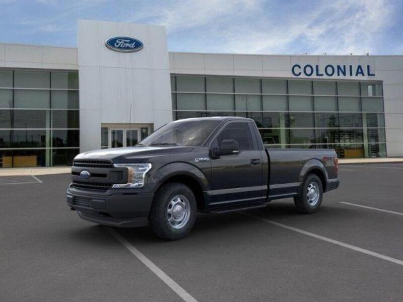 2019 F-150 Regular Cab 4x4,  Pickup #N8669 - photo 1