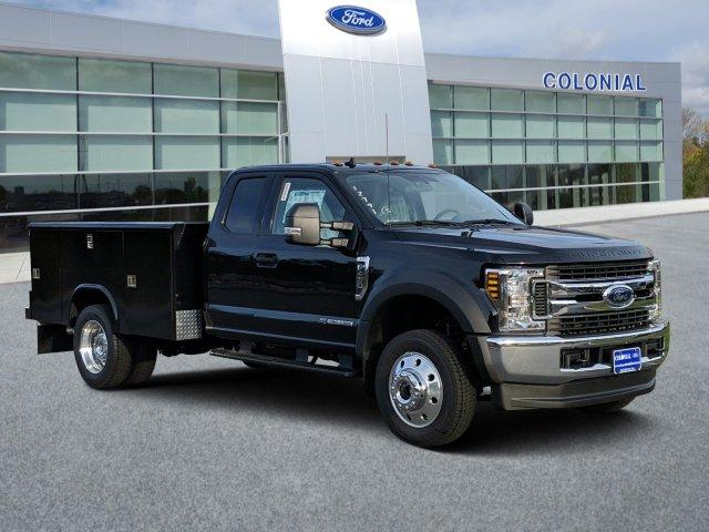2019 Ford F-450 Super Cab DRW 4x4, Reading Classic II Steel Service Body #N8681 - photo 1