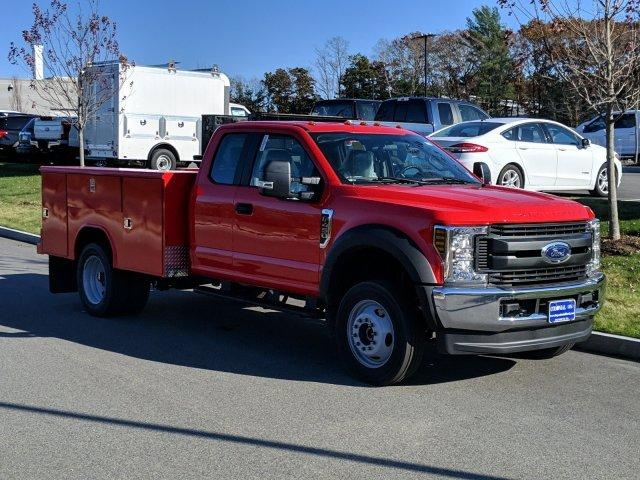 2019 F-450 Super Cab DRW 4x4, Service Body #N8688 - photo 3