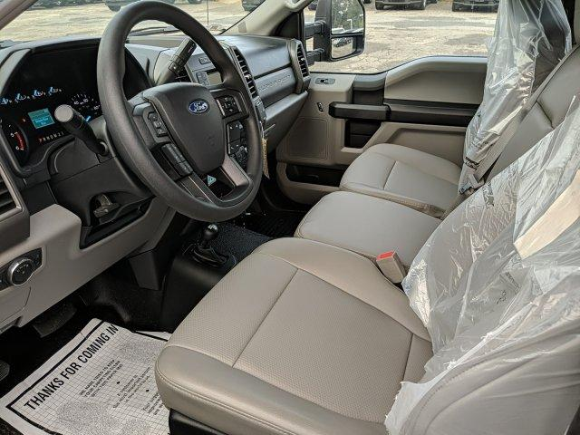 2019 F-450 Super Cab DRW 4x4, Reading Classic II Aluminum  Service Body #N8689 - photo 17