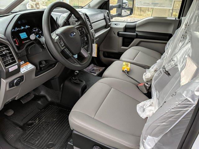 2019 Ford F-350 Regular Cab DRW 4x4, Dejana MAXScaper Landscape Dump #N8693 - photo 15