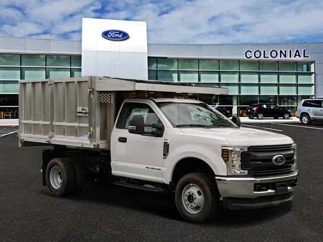 2019 Ford F-350 Regular Cab DRW 4x4, Dejana MAXScaper Landscape Dump #N8693 - photo 18