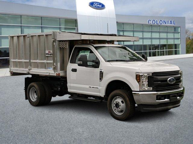 2019 Ford F-350 Regular Cab DRW 4x4, Dejana Landscape Dump #N8693 - photo 1