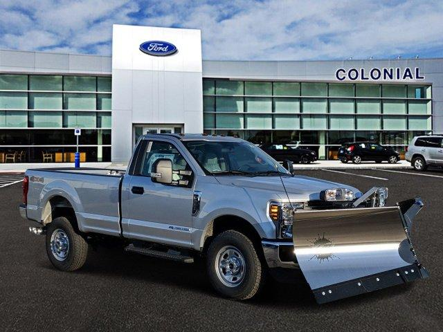 2019 Ford F-350 Regular Cab 4x4, Fisher Snowplow Pickup #N8696 - photo 19